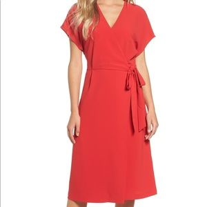 Felicity & Coco wrap dress